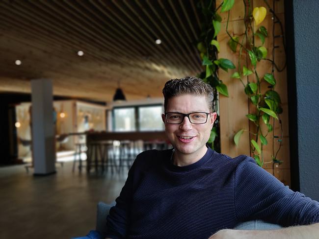 Martijn ten Caat keert terug bij Motivo… voor een uitdaging.