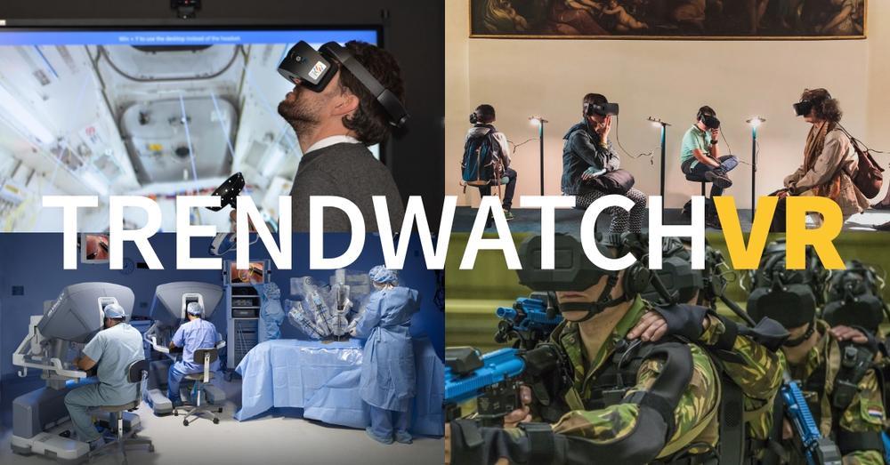 TrendwatchVR bijeenkomst op 11 december